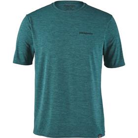 Patagonia Cap Cool Daily Graphic T-Shirt Homme, logo/tasmanian